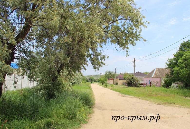 село новоотрадное