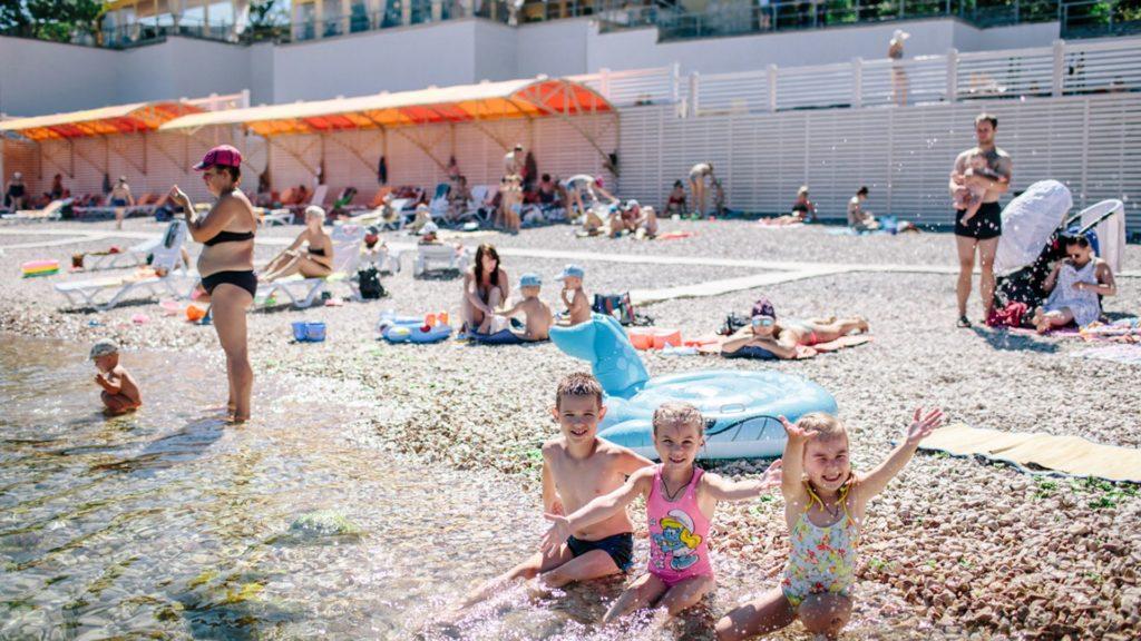 отель песочная бухта
