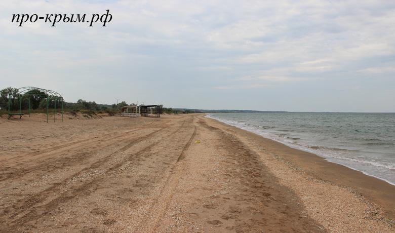 азовское море в крыму