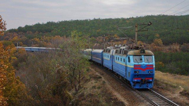 поезд керчь севастополь