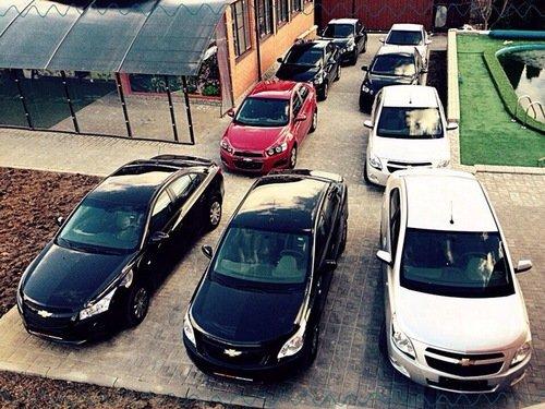 как арендовать машину в Крыму