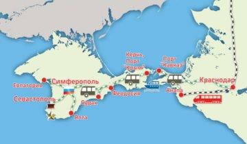 единый билет в Крым 2017
