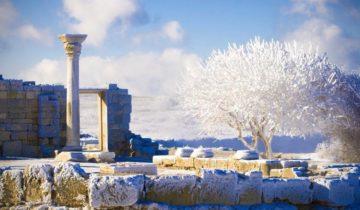 Крым зимой советы